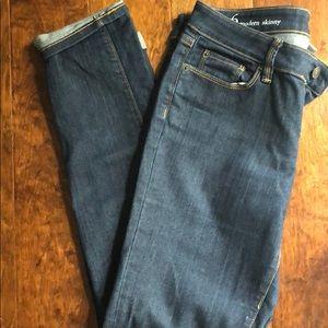 Loft Jeans size 6